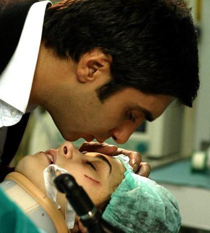 İzleyenleri gözyaşına boğan sahnede; Polat Alemdar sevdiği kadına böyle veda etti.