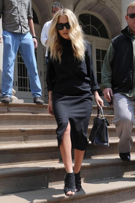 Cevabın Mary-Kate Olsen olduğunu hemen tahmin ettiniz değil mi?