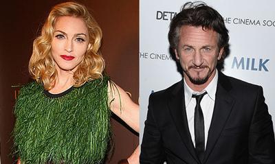 """SEAN PENN/MADONNA  Sean Penn, daha önce Madonna ile evliliğini """"tek bir diyaloğa bile girmedikleri kederli dört yıl"""" diye tanımlamıştı."""