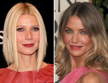 Yüzünüz yuvarlak ise   Eğer geniş yanaklarınız ve yuvarlak bir yüzünüz varsa katlı saçları tercih edin. Gwyneth Paltrow'un bugün kullandığı saçlar gibi arkadan öne doğru uzun kesilen saçlar bu açığı kapayacaktır. Lakin parantez açmamız gereken bir husus var. Eğer uzun saçlara sahipseniz bahsettiğimiz bu model yanlış olur. O zaman da katlı kesimi denemelisiniz.   Yuvarlak yüzlü ünlüler: Kirsten Dunst, Kate Bosworth, Kate Winslet