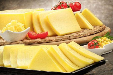 Kaşar peyniri  124 kalori, 10.3 gr. yağ, 216 mg. kalsiyum En yağlı peynirlerden, ancak iyi bir kalsiyum ve çinko kaynağı.   Sağlık değerlendirmesi: 6