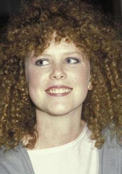 Nicole Kidman´ın gençlik yıllarından.