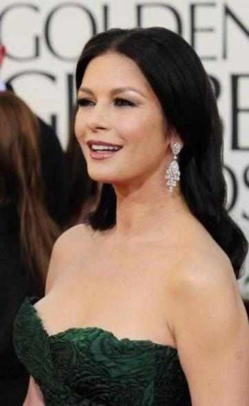 Catherine Zeta Jones.