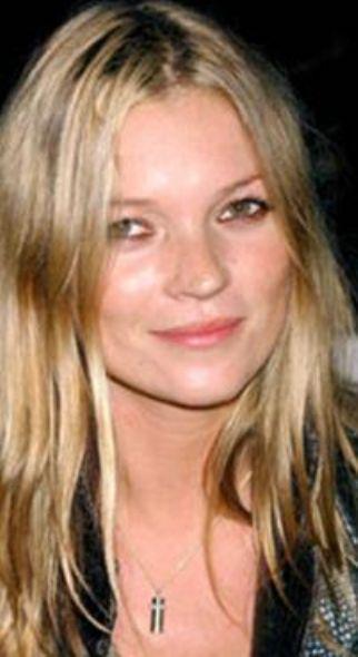 Kate Moss...