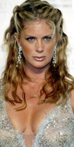 Rachel Hunter´ın son hali.