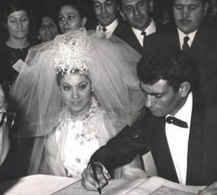 Nebahat Çehre, Türk sinemasının 'çirkin kralı' Yılmaz Güney ile 1967'de evlenirken 23 yaşındaydı. Güney ise 30 yaşındaydı.
