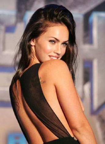 Megan Fox  Güzel yıldız 51 kilo boyu ise 1. 63 cm.
