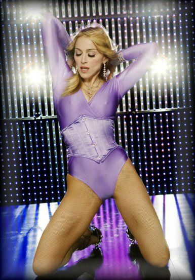 Madonna  1. 60 cm boyunda