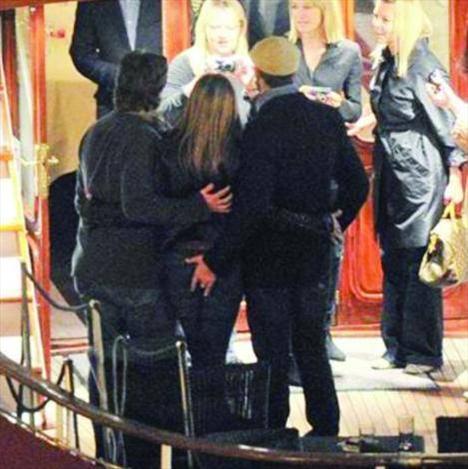 Gerard Butler ve Jennifer Aniston