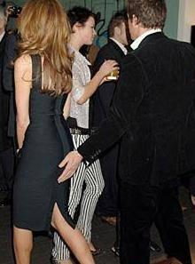 Hugh Grant ve Jemima Khan  (Sabah)