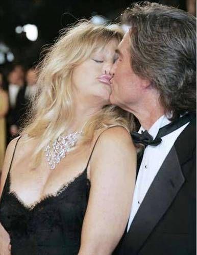 Goldie Hawn ve Kurt Russell, 2009 Cannes Film Festivali'nde...  (Vatan)