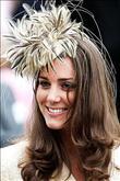 Kate Middleton'ın en şık şapkaları - 1