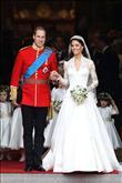 Kate, Alexander McQueen markalı bir gelinlik seçti - 7