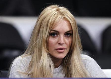 Lindsay Lohan  Yürü ABD!