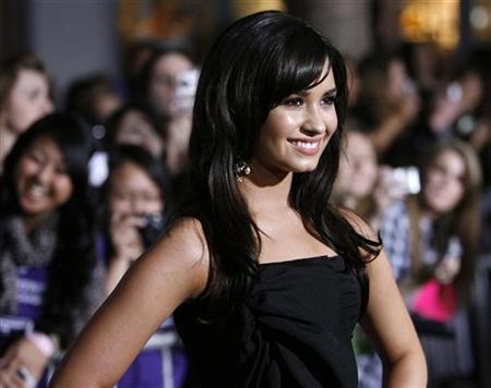 Demi Lovato  Ülkemi seviyorum. Bugün tarih yazdık.
