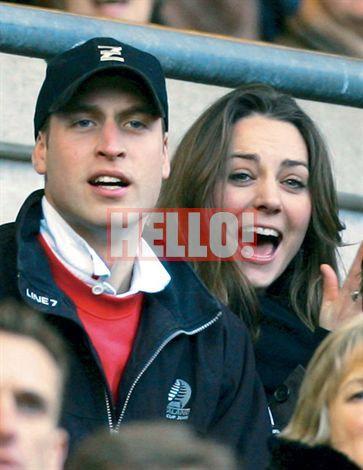 Kate Middleton:   Aslında seninle ilk tanıştığımızda bir ışık görmüştüm ve çok utanmıştım. Gerçekten de William ilk tanıştığımızda oldukça farklıydı ama birbirimizi tanıdıkça daha da yakınlaştık.