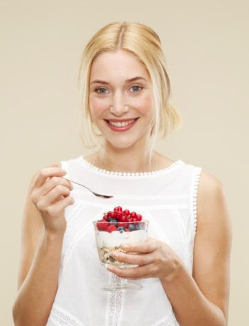 Meyveli yoğurt (tatlandırıcılı 130g