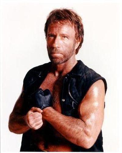 Aksiyon yıldızı Chuck Norris tam 71 yaşında