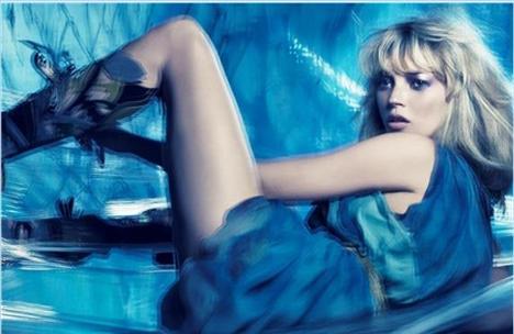 Kate Moss'un en güzel pozları - 15