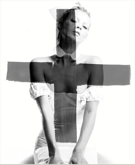 Kate Moss'un en güzel pozları - 18