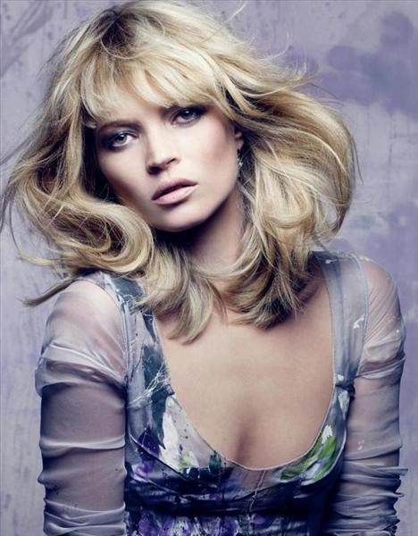 Kate Moss'un en güzel pozları - 25
