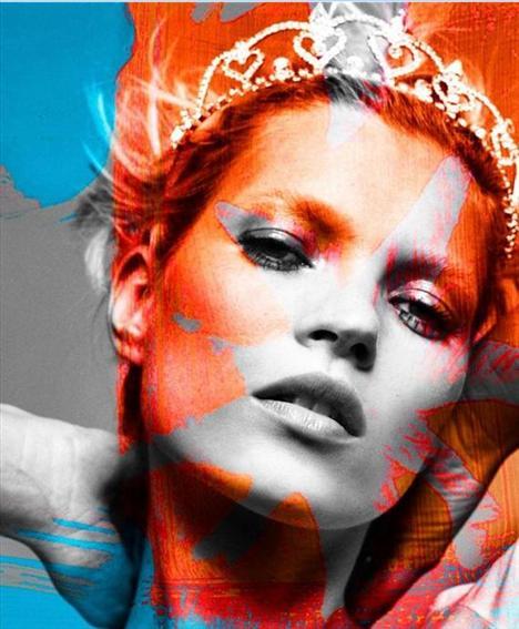 Kate Moss'un en güzel pozları - 29