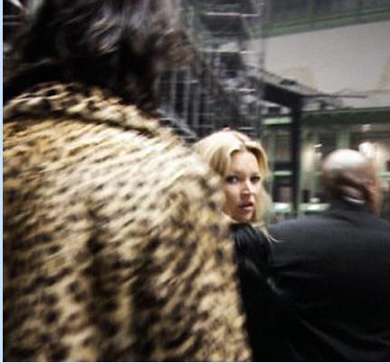 Kate Moss'un en güzel pozları - 40
