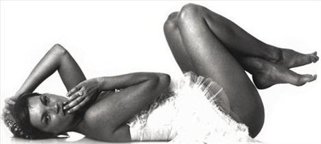 Kate Moss'un en güzel pozları - 44