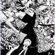 Kate Moss'un en güzel pozları - 8