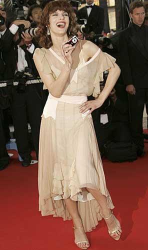 Cannes'da skandallar hiç bitmedi - 23