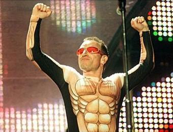 4- U2  Listenin geri kalanı ise şu isimlerle devam ediyor...