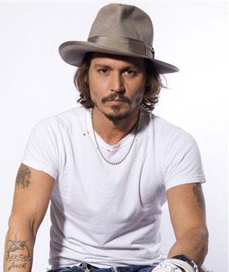 13- Johnny Depp
