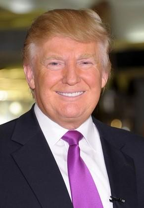 17- Donald Trump