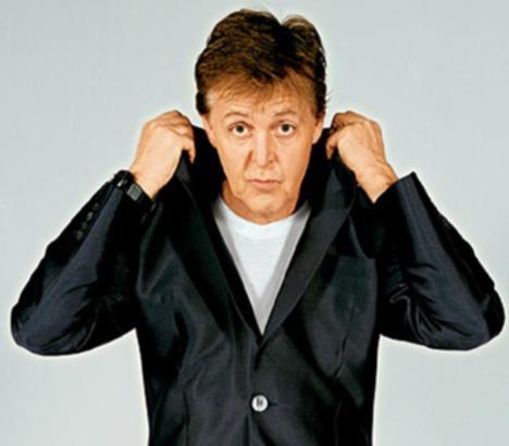 20- Paul McCartney