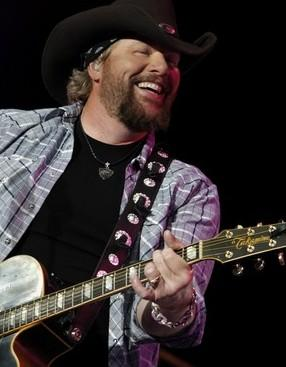 51- Toby Keith