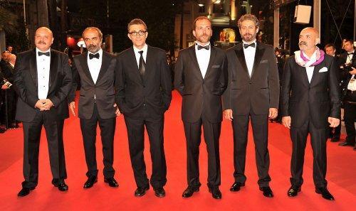 Nuri Bilge Ceylan 2009 yılında En İyi Yönetmen seçildiği Cannes Film Festivalinde bu kez 'Bir Zamanlar Anadolu'da' filmi ile sahnedeydi.