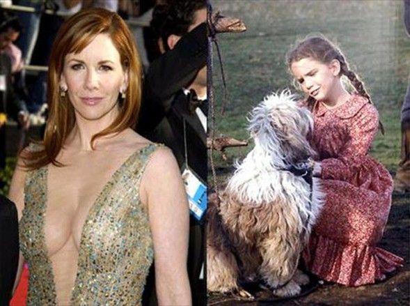 """Melissa Gilbert (45)  """"Küçük Ev-Little House on the Prairie"""" adlı televizyon dizisiyle """"siyah-beyaz"""" yıllarda Türkiye'de de ekranlara konuk olan Melissa Gilbert, bugün 45 yaşında.   Geçen yıllar içinde güzelliğini muhafaza eden ünlü oyuncu, """"Nip/Tuck"""" adlı televizyon dizisinde rol aldı."""