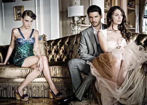 ESAS KIZ'DAN ROL ÇALDI  Ekranın yeni sezondaki iddialı dizilerinden biriydi Lale Devri.