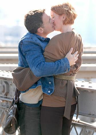 Cynthia Nixon ve David Eigenberg (Sex And The City)