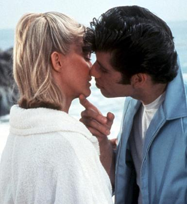 Olivia Newton-John ve John Travolta (Grease)