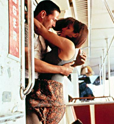 Keanu Reeves ve Sandra Bullock (Speed)