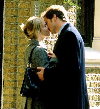Colin Firth ve Renee Zellweger (Bridget Jones'un Günlüğü)