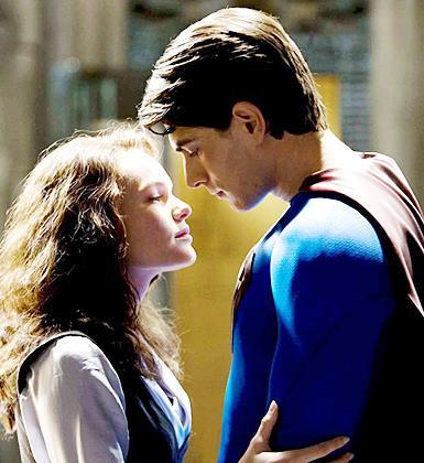 Brandon Routh ve Kate Bosworth (Süperman)