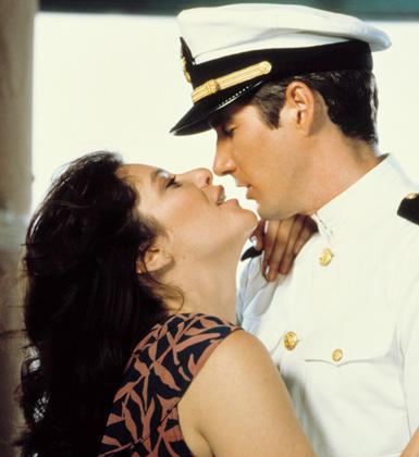 Debra Winger ve Richard Gere (An Officer And A Gentleman)