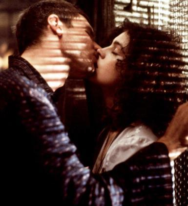 Harrison Ford ve Sean Young (Blade Runner)
