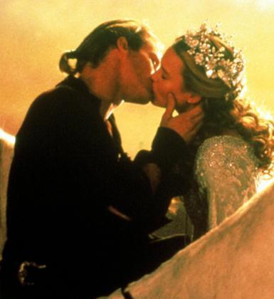 Cary Elwes ve Robin Wright (The Princess Bride)