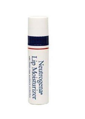 """DUDAK KREMİ  """"Kuru dudakların bakım ve korunmasında etkili. Uzun süreli nem sağlıyor.""""  Neutrogena, dudak kremi  Fiyat : 8,45 TL"""