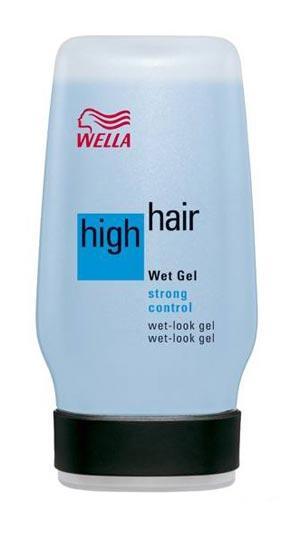 """JÖLE  """"Net ve temiz bukleler için kullanabileceğiniz, saçta tortu bırakmadan kolayca uygulanabilen  bir jöle.""""  Wella, High Hair ıslak Jöle  Fiyat : 29 TL"""