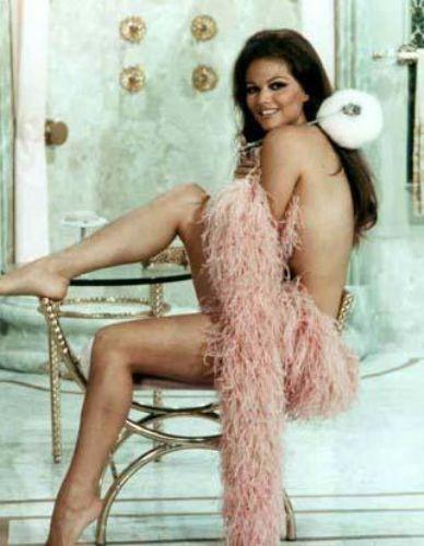 Claudia Cardinale de bir dönemin en seksi yıldızıydı.