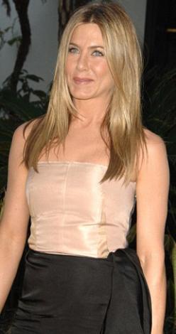Aniston'ın bugünkü hali.